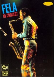 Fela Kuti - In Concert