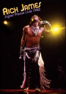 Rick James - Super Freak Live 1982
